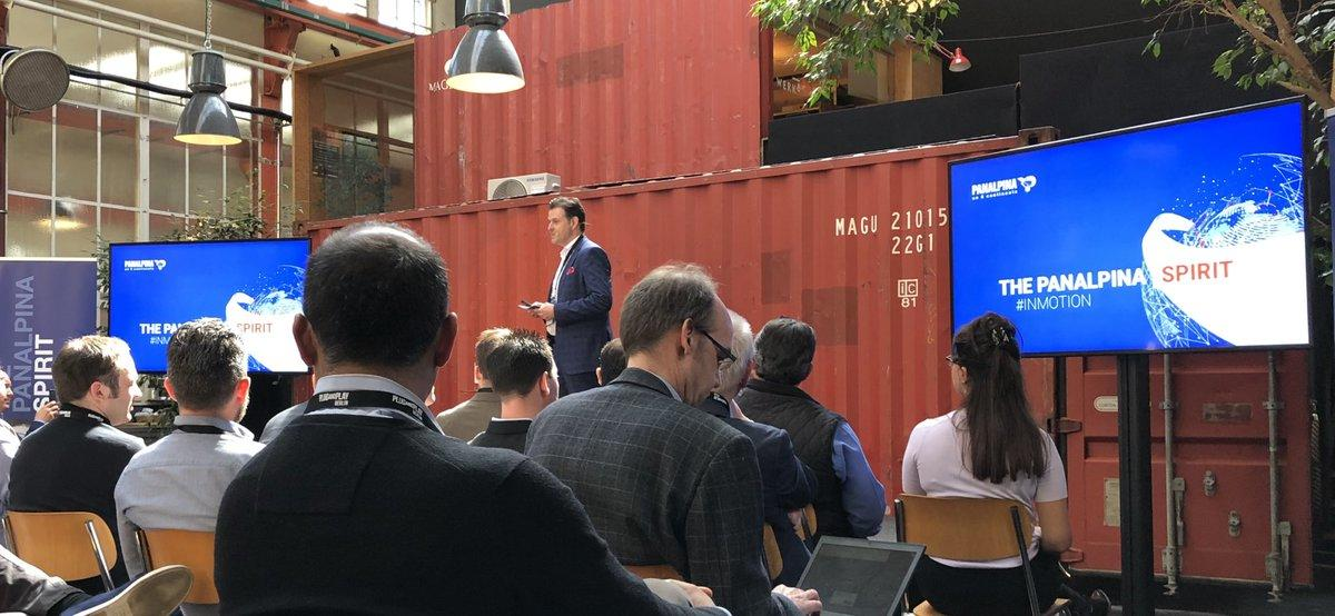 Read more about the article Veratrak Attends Logistics Innovation Day in Basel