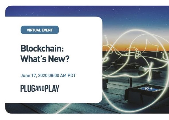 Read more about the article Veratrak's Head of Product, Colin Tierney, discusses how innovative technology can break down data silos and increase transparency during Plug & Play's Virtual Blockchain event