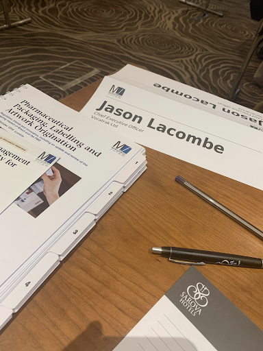 Read more about the article Jason Lacombe was invited to speak about Veratrak's role in improving visibility, collaboration and data integrity across the pharmaceutical supply chain