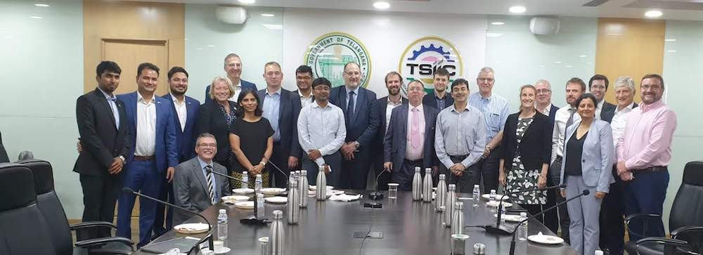 Read more about the article Veratrak meets with 45 C-level Executives from Indian Pharmaceutical Companies on UK Department of Trade Mission